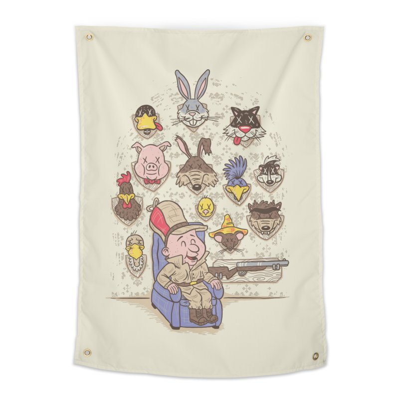 Wevenge Home Tapestry by WanderingBert Shirts and stuff