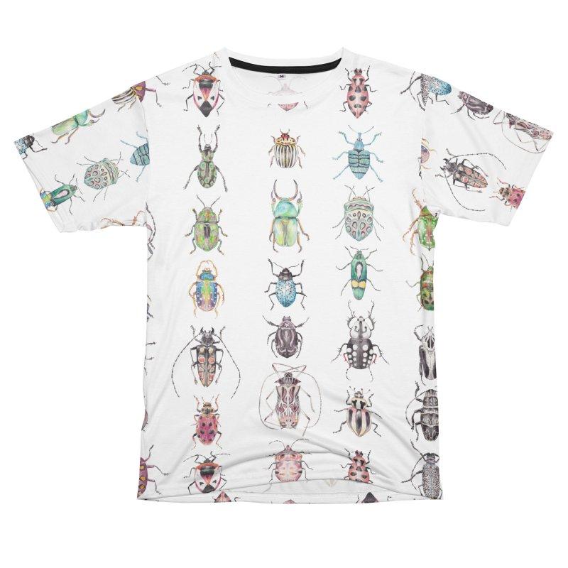 Colorful Beetles Men's Cut & Sew by Wandering Laur's Artist Shop