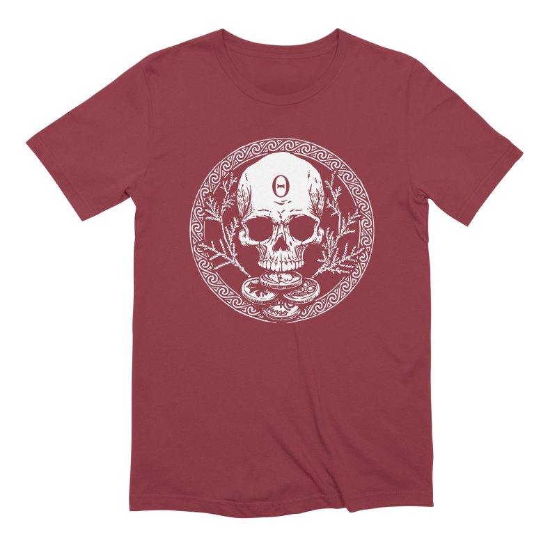 Seal of the Underworld Men's Extra Soft T-Shirt by Wandering Moon