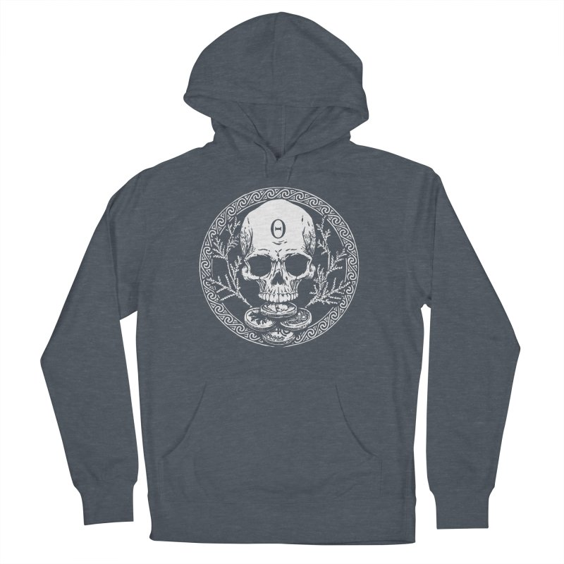 Seal of the Underworld Women's French Terry Pullover Hoody by Wandering Moon