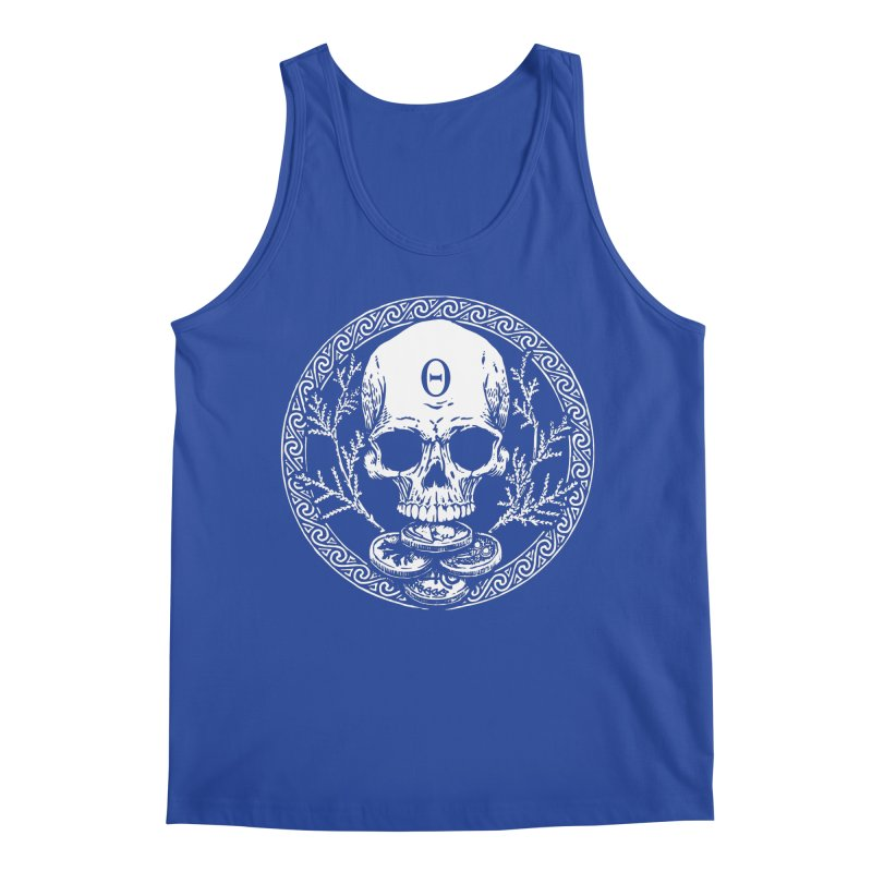 Seal of the Underworld Men's Tank by RyanJackAllred