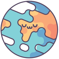 wanderingplanet Logo