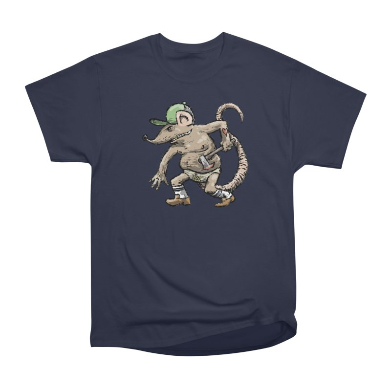 Axe to Grind Women's Heavyweight Unisex T-Shirt by Wander Lane Threadless Shop