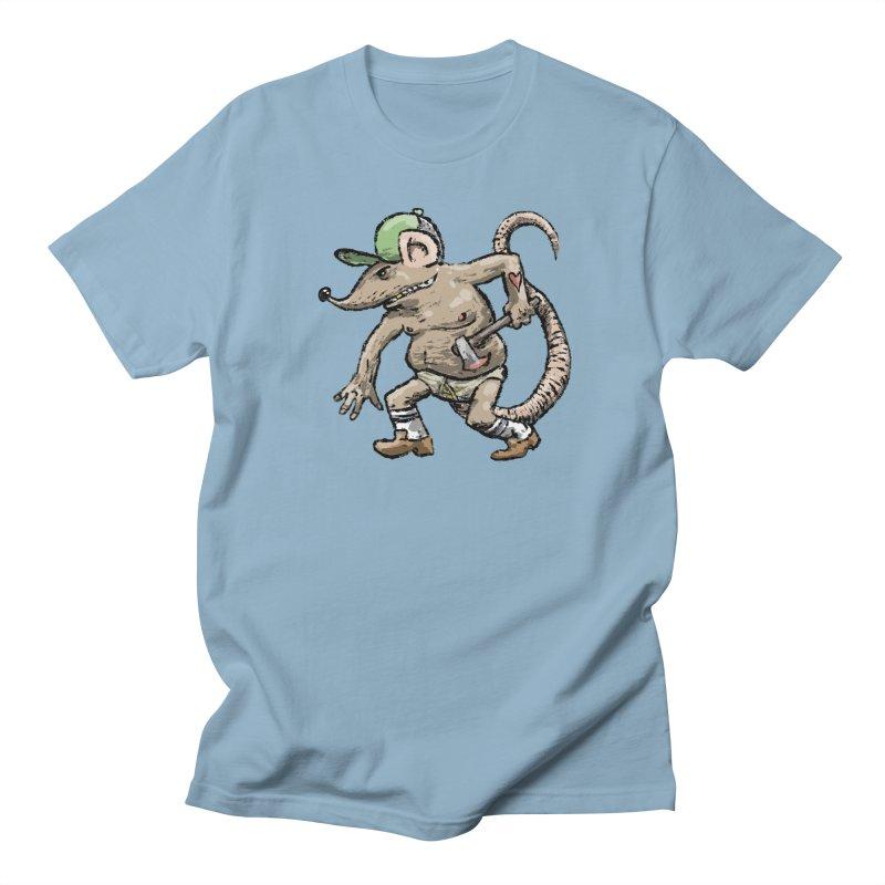 Axe to Grind Women's Regular Unisex T-Shirt by Wander Lane Threadless Shop