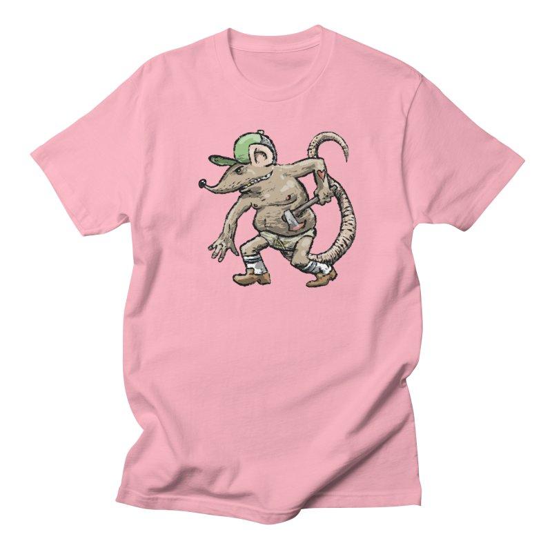 Axe to Grind Men's Regular T-Shirt by Wander Lane Threadless Shop