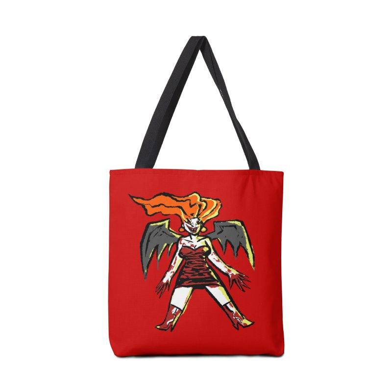 Draculaura Accessories Tote Bag Bag by Wander Lane Threadless Shop