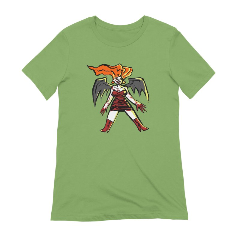 Draculaura Women's Extra Soft T-Shirt by Wander Lane Threadless Shop