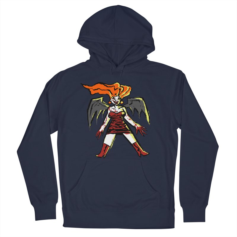 Draculaura Women's French Terry Pullover Hoody by Wander Lane Threadless Shop