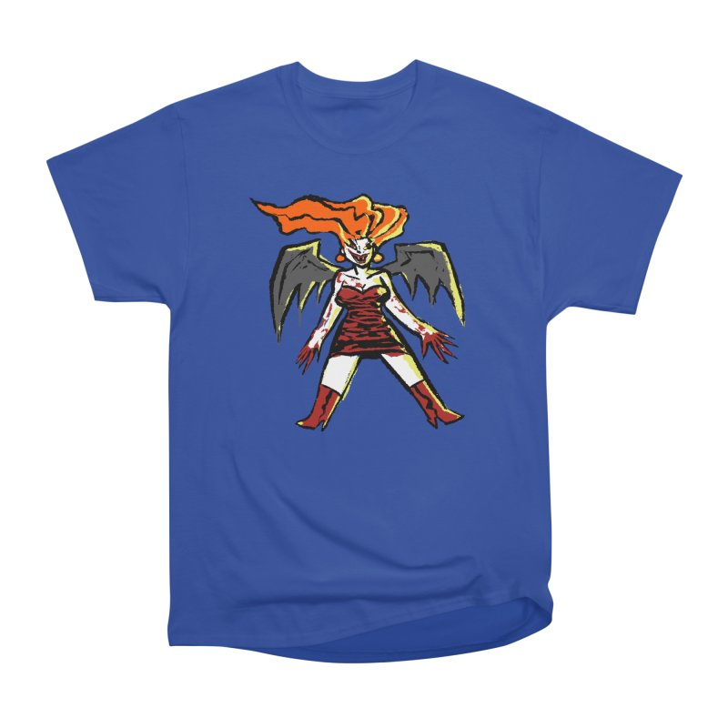 Draculaura Women's Heavyweight Unisex T-Shirt by Wander Lane Threadless Shop