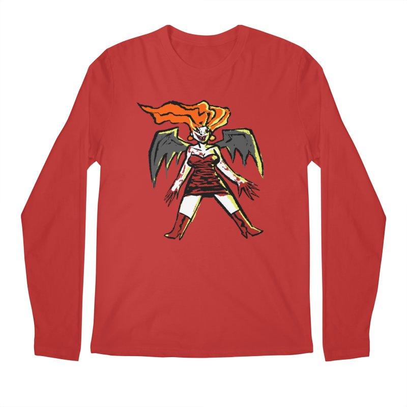 Draculaura Men's Regular Longsleeve T-Shirt by Wander Lane Threadless Shop