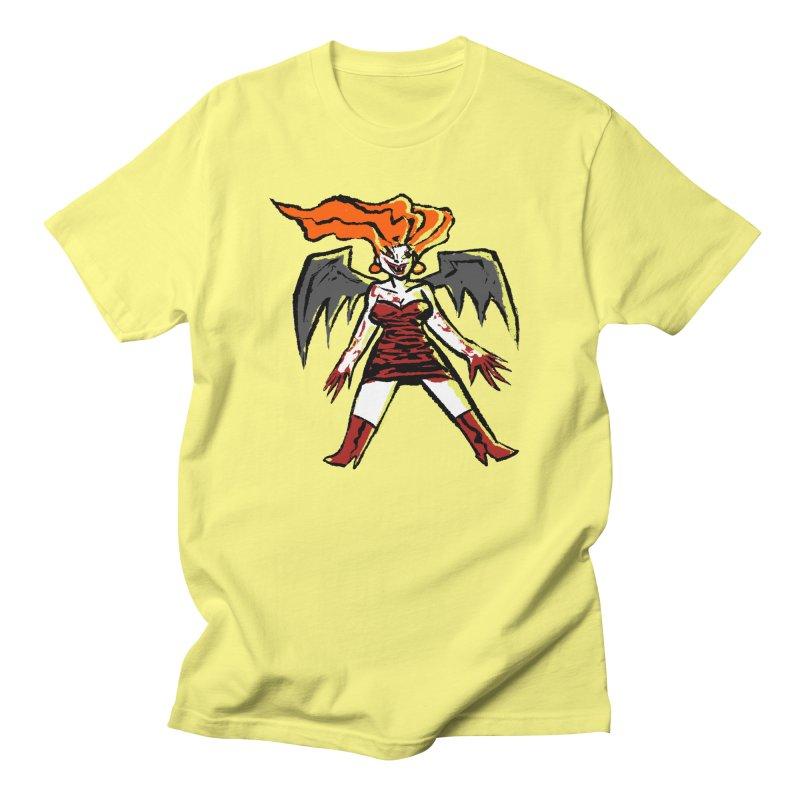 Draculaura Women's Regular Unisex T-Shirt by Wander Lane Threadless Shop
