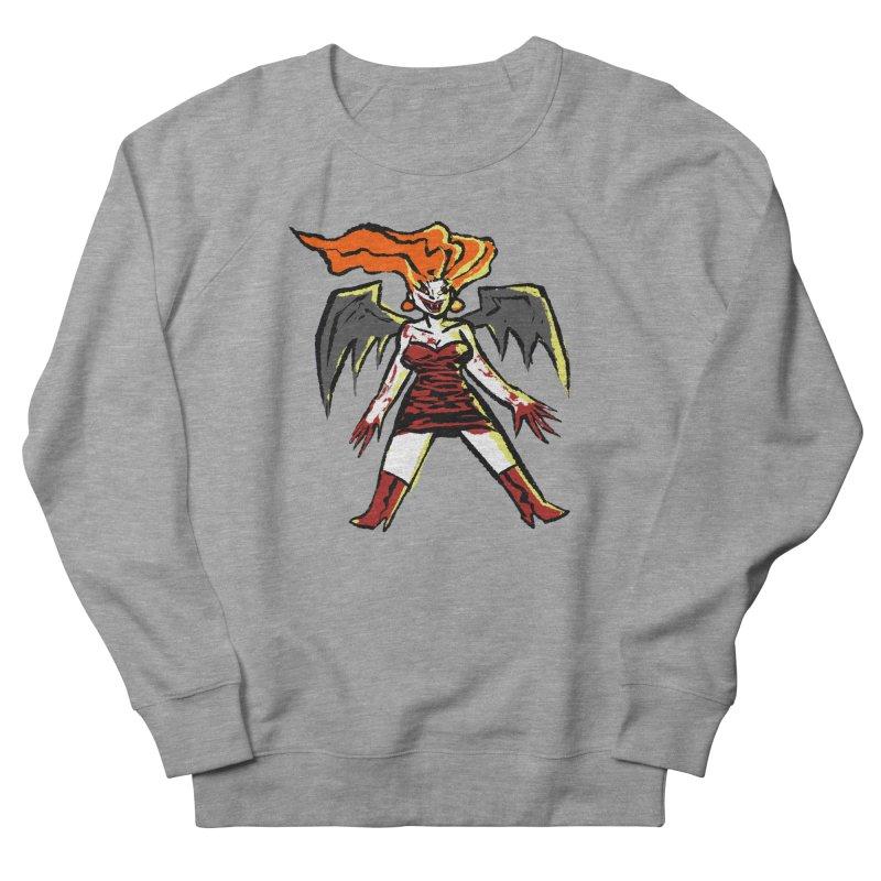 Draculaura Men's French Terry Sweatshirt by Wander Lane Threadless Shop