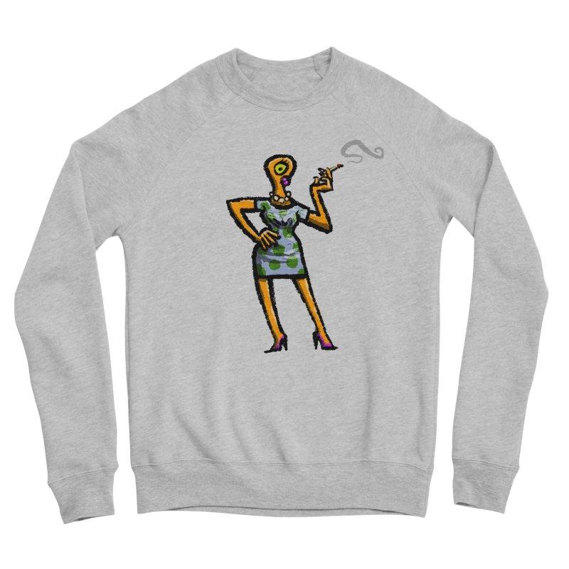The Girl in Apartment 1I Women's Sponge Fleece Sweatshirt by Wander Lane Threadless Shop