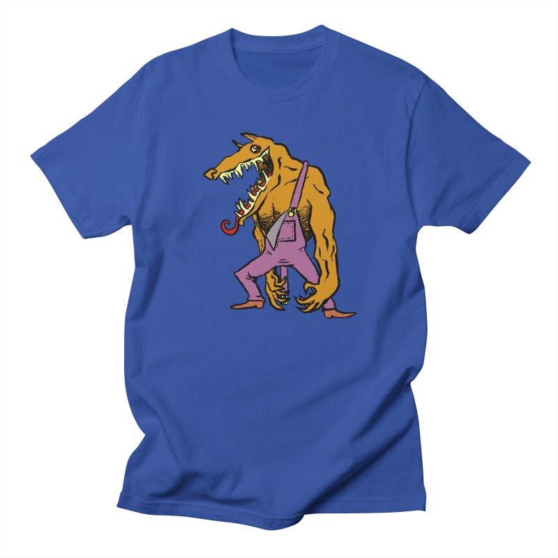 Over Therewolf Women's Regular Unisex T-Shirt by Wander Lane Threadless Shop