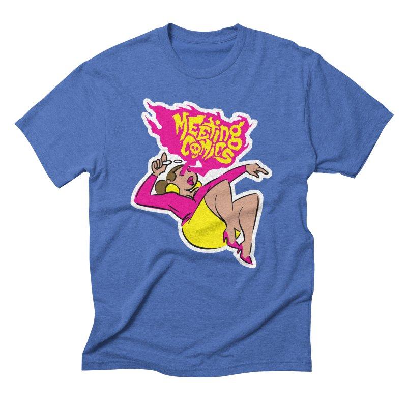 Meeting Comics: Val Men's T-Shirt by Wander Lane Threadless Shop
