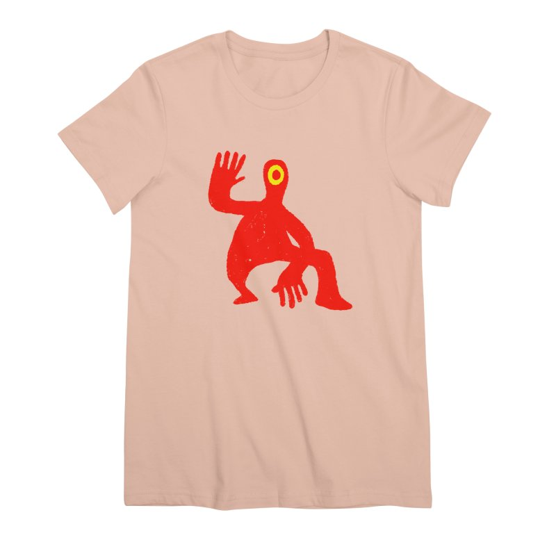 Pleased to Meet You Women's Premium T-Shirt by Wander Lane Threadless Shop