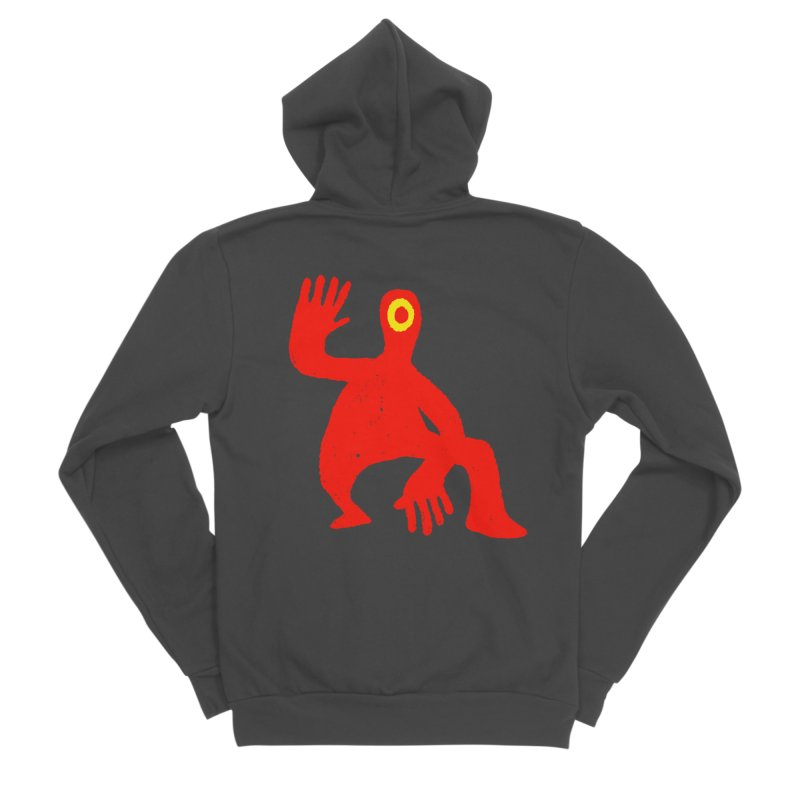 Pleased to Meet You Men's Sponge Fleece Zip-Up Hoody by Wander Lane Threadless Shop