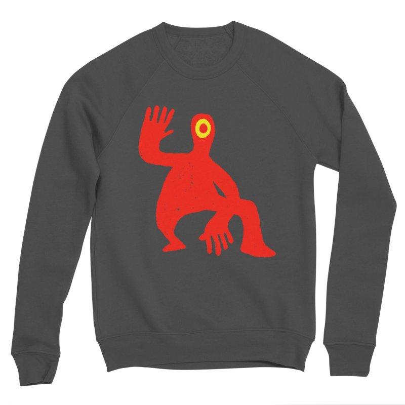 Pleased to Meet You Women's Sponge Fleece Sweatshirt by Wander Lane Threadless Shop