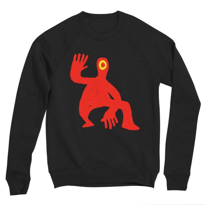Pleased to Meet You Men's Sponge Fleece Sweatshirt by Wander Lane Threadless Shop