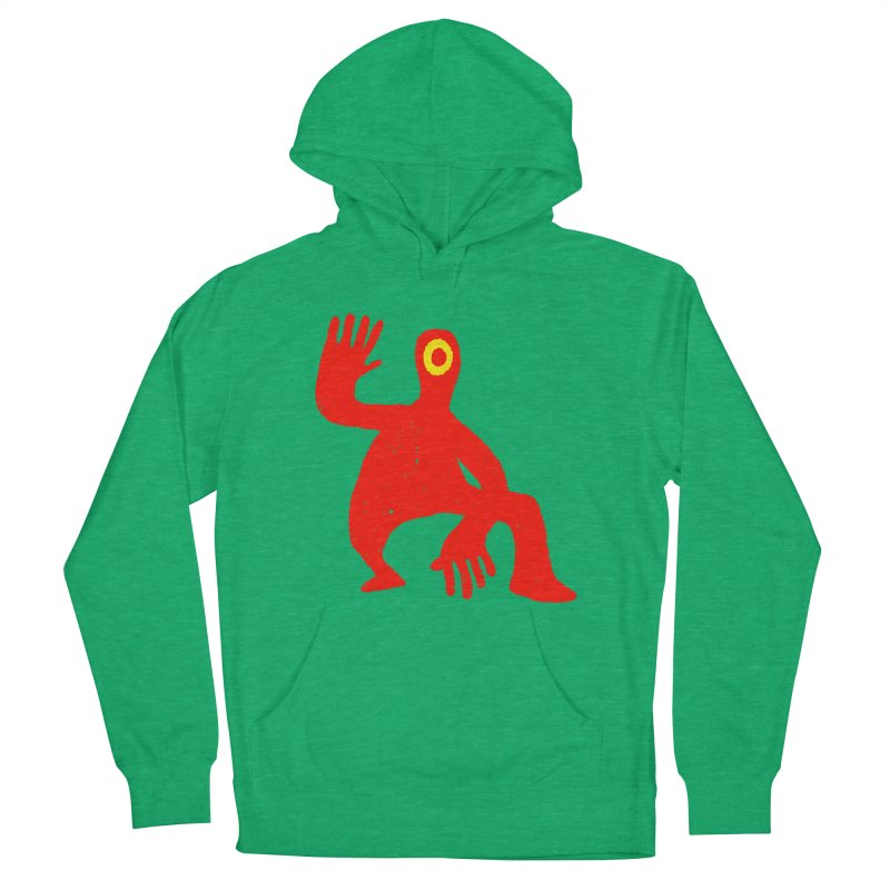 Pleased to Meet You Men's French Terry Pullover Hoody by Wander Lane Threadless Shop