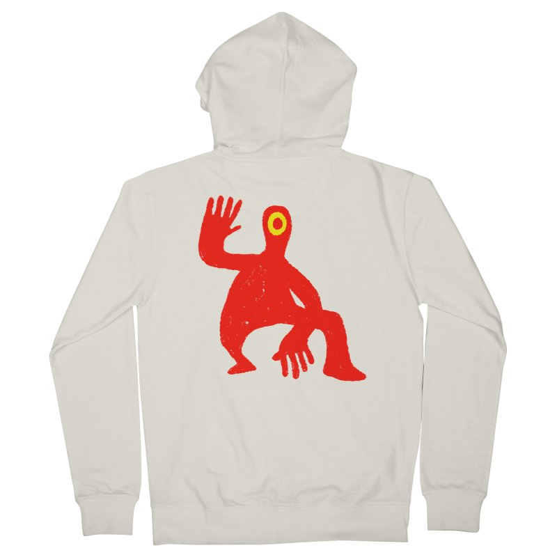 Pleased to Meet You Men's French Terry Zip-Up Hoody by Wander Lane Threadless Shop