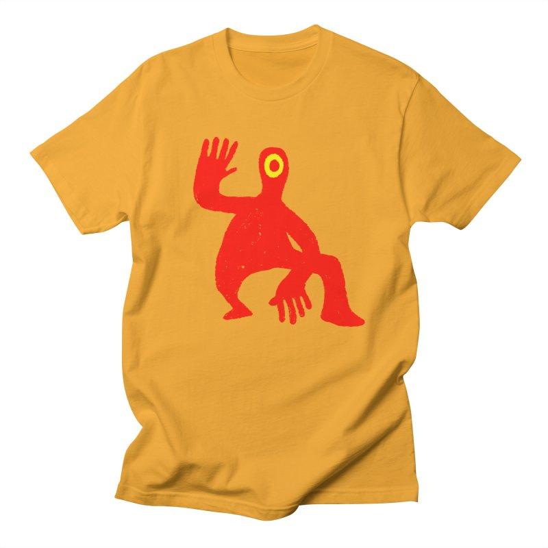 Pleased to Meet You Men's Regular T-Shirt by Wander Lane Threadless Shop