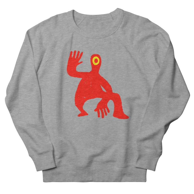 Pleased to Meet You Men's French Terry Sweatshirt by Wander Lane Threadless Shop