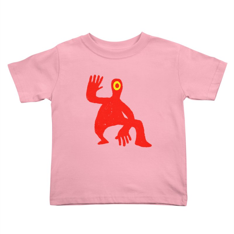 Pleased to Meet You Kids Toddler T-Shirt by Wander Lane Threadless Shop