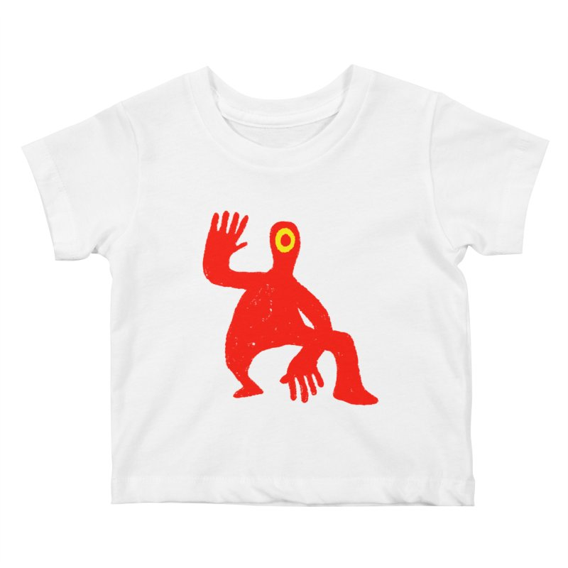 Pleased to Meet You Kids Baby T-Shirt by Wander Lane Threadless Shop