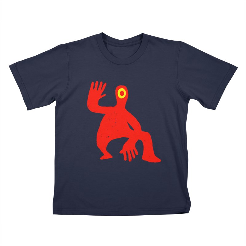 Pleased to Meet You Kids T-Shirt by Wander Lane Threadless Shop