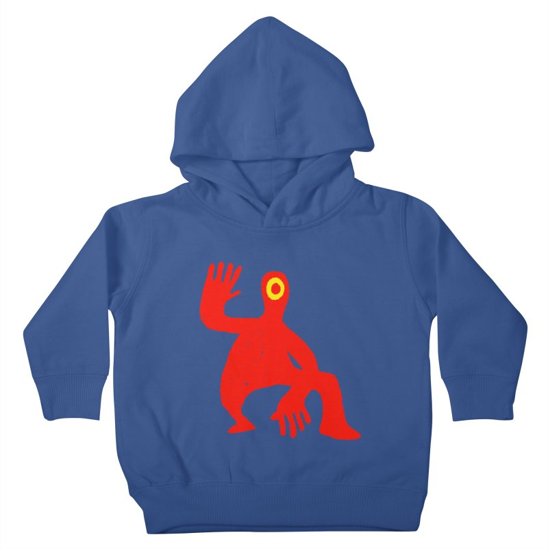 Pleased to Meet You Kids Toddler Pullover Hoody by Wander Lane Threadless Shop