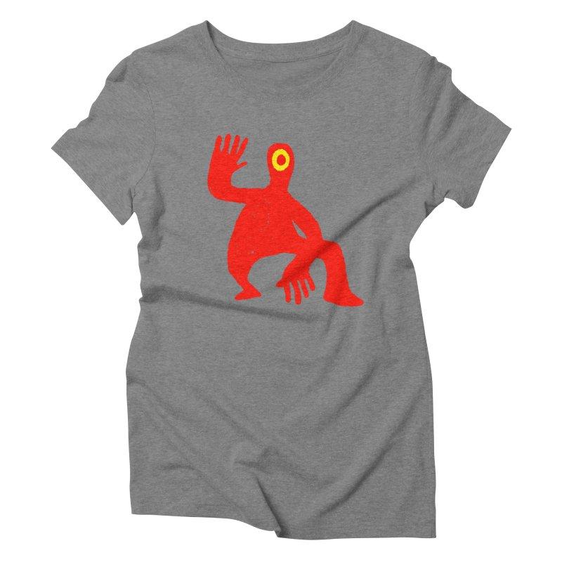 Pleased to Meet You Women's Triblend T-Shirt by Wander Lane Threadless Shop
