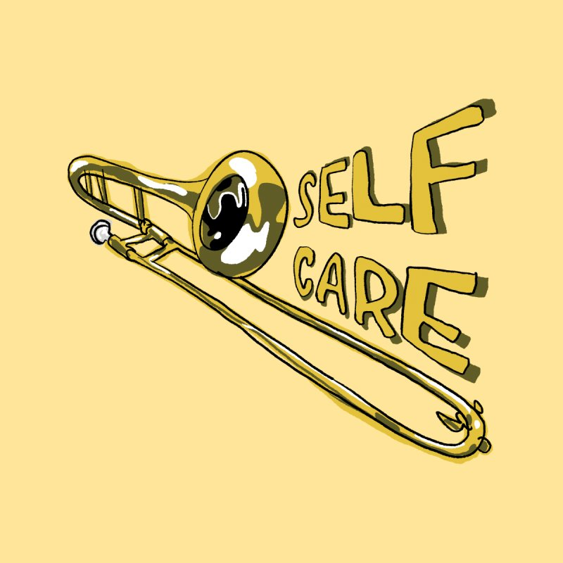SELF CARE by Wander Lane Threadless Shop
