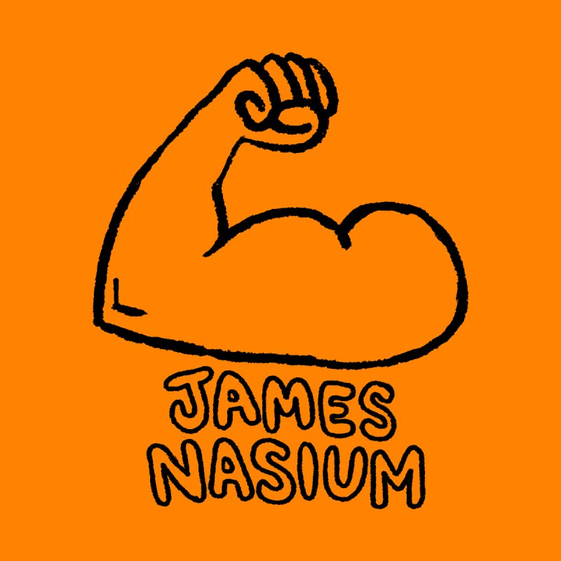 James Nasium Line Art by Wander Lane Threadless Shop