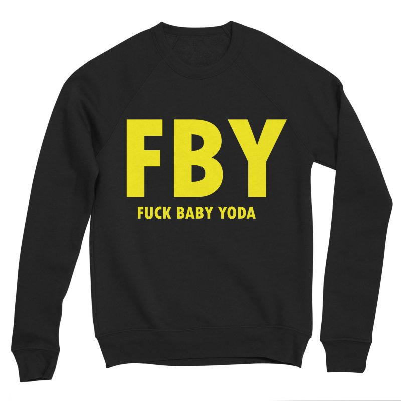 FBY Men's Sponge Fleece Sweatshirt by Wander Lane Threadless Shop
