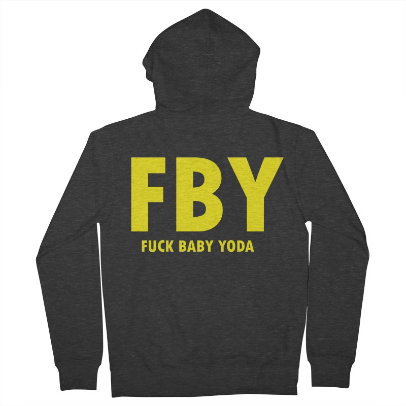 FBY Men's French Terry Zip-Up Hoody by Wander Lane Threadless Shop