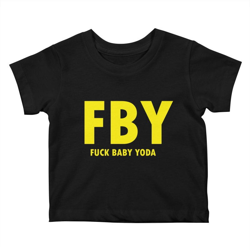 FBY Kids Baby T-Shirt by Wander Lane Threadless Shop