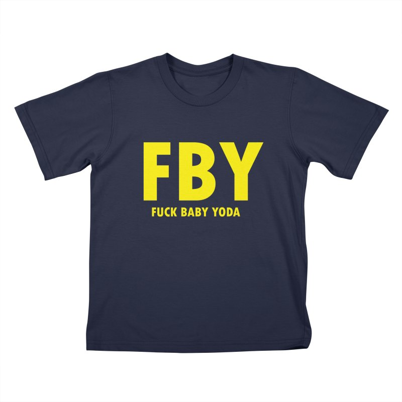 FBY Kids T-Shirt by Wander Lane Threadless Shop