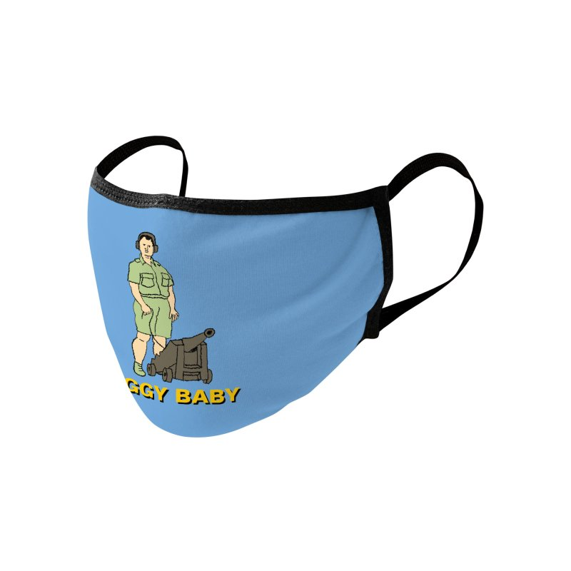 Higgy Baby Accessories Face Mask by Wander Lane Threadless Shop