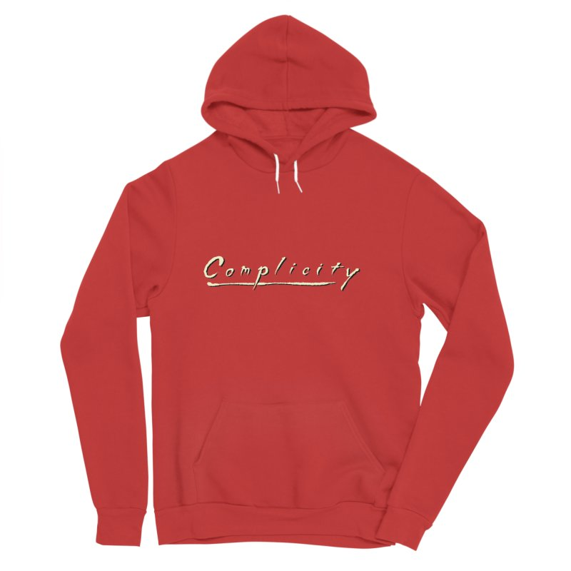 Complicity Men's Sponge Fleece Pullover Hoody by Wander Lane Threadless Shop