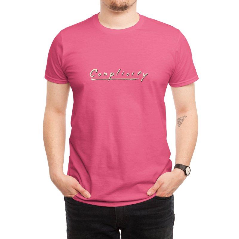 Complicity Men's T-Shirt by Wander Lane Threadless Shop