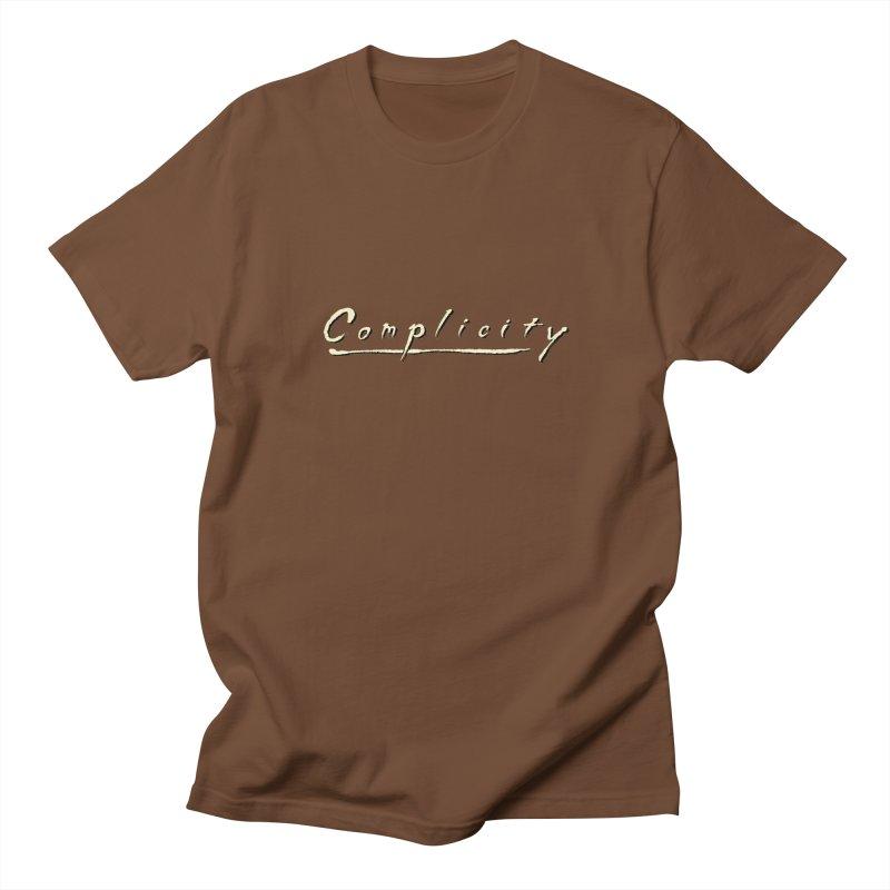 Complicity Women's Regular Unisex T-Shirt by Wander Lane Threadless Shop