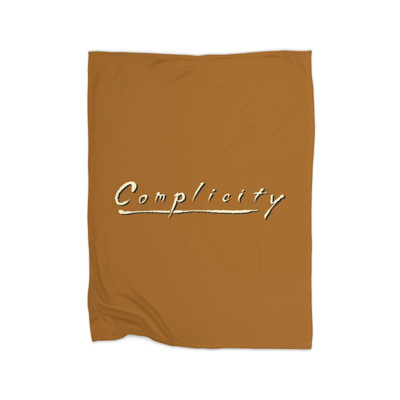 Complicity Home Blanket by Wander Lane Threadless Shop