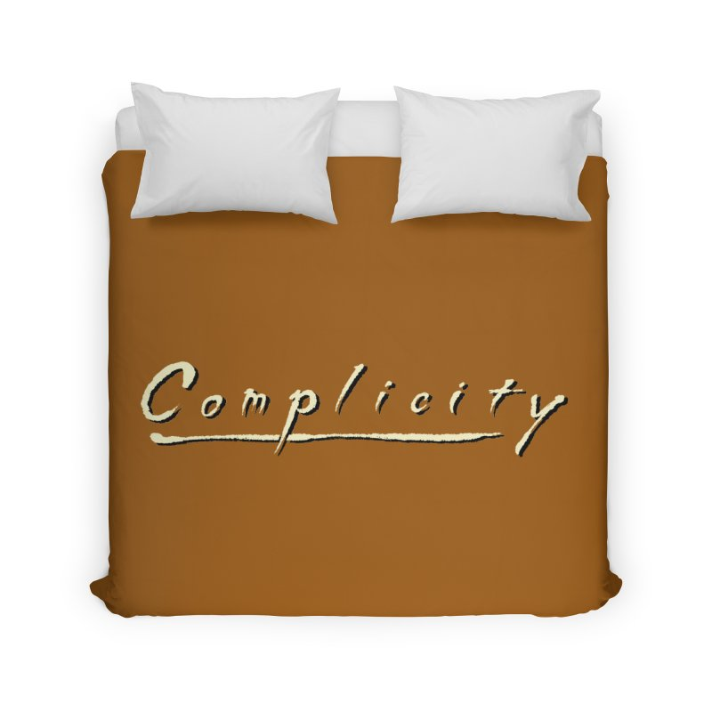 Complicity Home Duvet by Wander Lane Threadless Shop