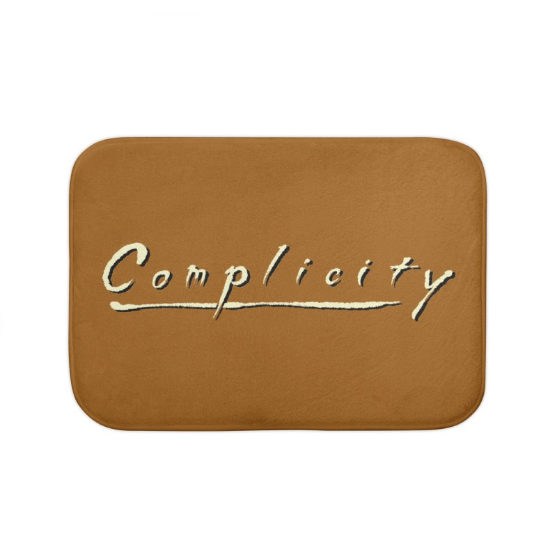 Complicity Home Bath Mat by Wander Lane Threadless Shop