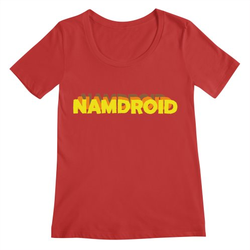 image for Meeting Comics: NAMDROID LOGO