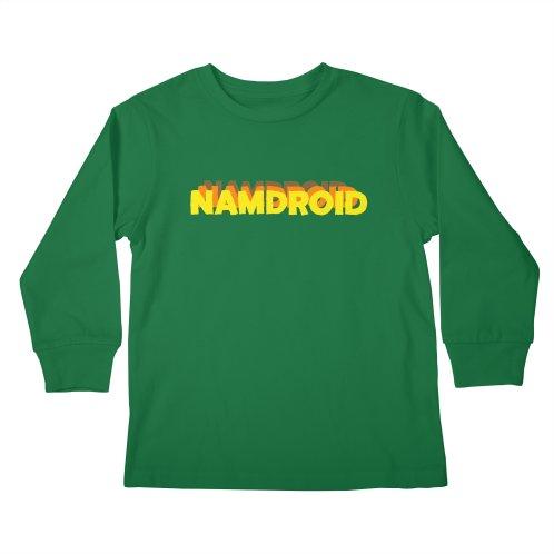 image for Meeting Comics: NAMDROID LOGO