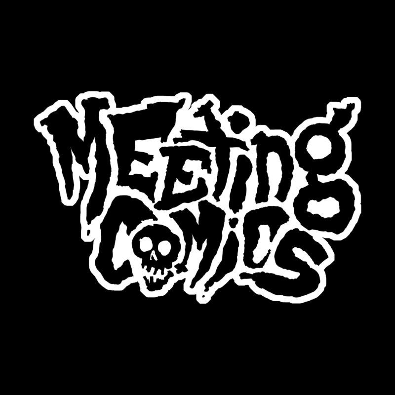 Meeting Comics Logo - burglar   by Wander Lane Threadless Shop