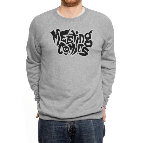 image for Meeting Comics Logo - burglar
