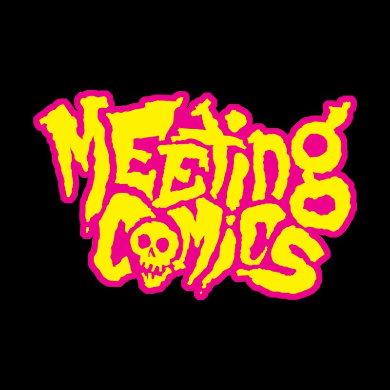 Meeting Comics Logo - lemonade by Wander Lane Threadless Shop